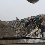 Junkyard 2 Created photos were made in Bratislava at a junkyard and waste disposal. I wondered how do the waste disposal an junkyards work.