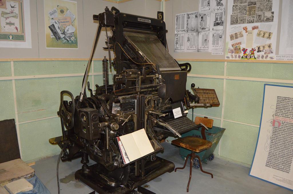 polygrafické múzeum
