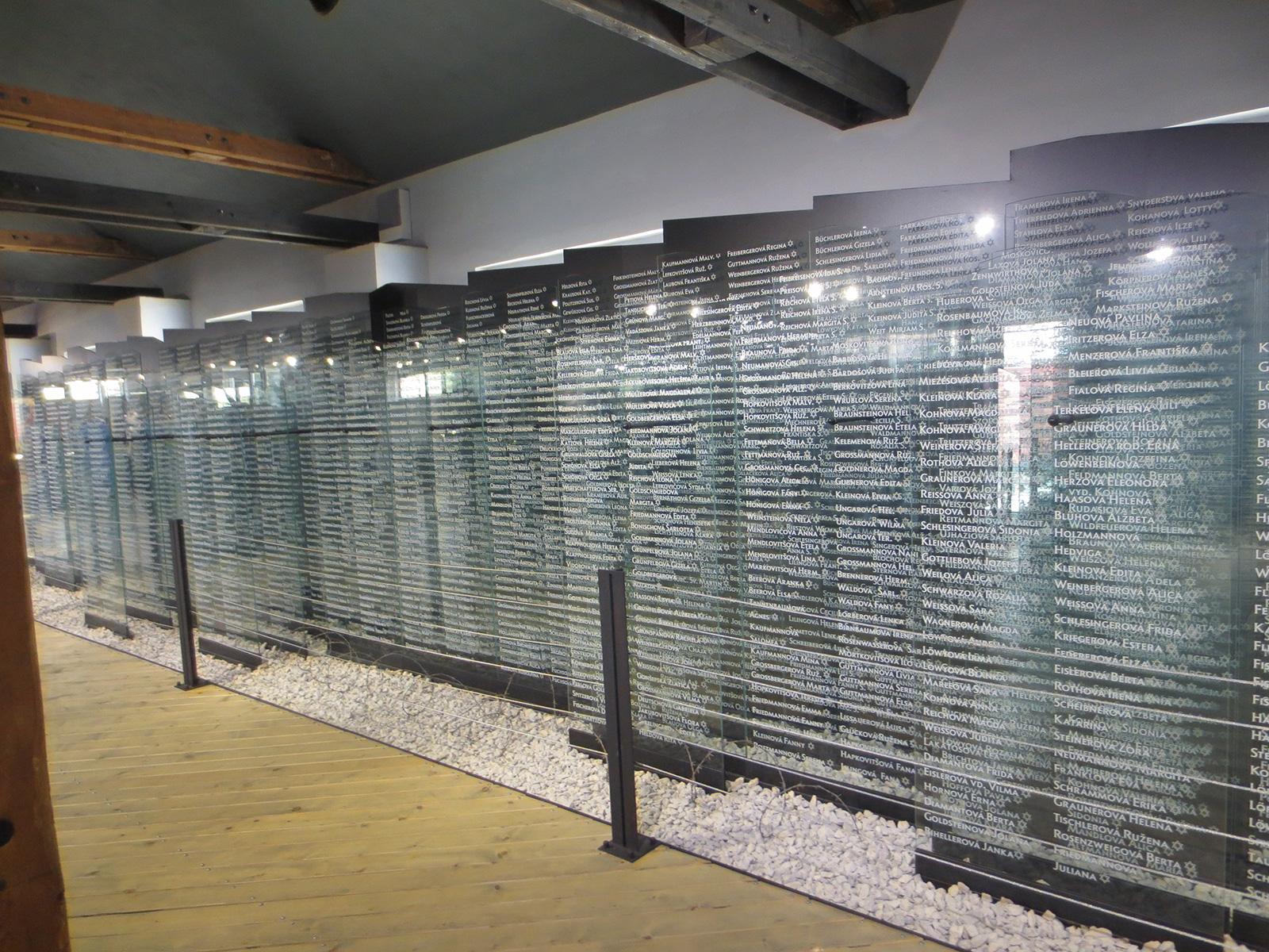 Múzeum holokaustu v Seredi - exkurzia